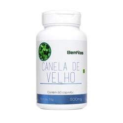 Canela de Velho Vegano 60 cápsulas x 500mg - 16750 - Fitoflora Produtos Naturais