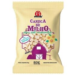 Canjica de Milho com Sal Marinho 50g - 3425 - Fitoflora Produtos Naturais