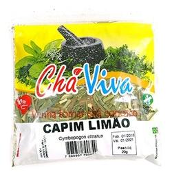 Capim Limão 20g - 14181 - Fitoflora Produtos Naturais