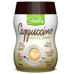 Cappuccino Adoçado com Stevita Zero 150g - 15382 - Fitoflora Produtos Naturais
