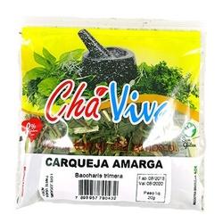 Carqueja Amarga 20g - 14183 - Fitoflora Produtos Naturais
