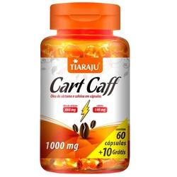 Cart Caff 60 caps x 1000mg - 14482 - Fitoflora Produtos Naturais