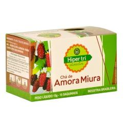 Chá Amora Miura 15 saches X 1G - 13587 - Fitoflora Produtos Naturais
