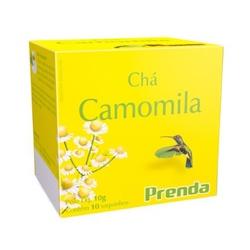 Chá Camomila 10sachês x 1g - 4242 - Fitoflora Produtos Naturais