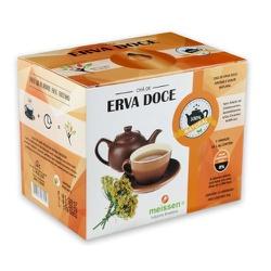 Chá de Erva Doce display 15x1,4g - 15670 - Fitoflora Produtos Naturais
