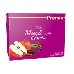 Chá Maçã com Canela 10sachês x 2g - 4247 - Fitoflora Produtos Naturais