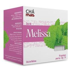 Chá Melissa Sachê 10 x 1,2g - 17500 - Fitoflora Produtos Naturais