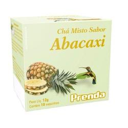 Chá Misto Abacaxi 10sachês x 1,2g - 4343 - Fitoflora Produtos Naturais