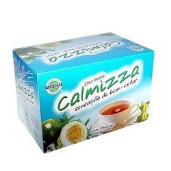 Calmizza Chá 20 saches x 2g - 4602 - Fitoflora Produtos Naturais
