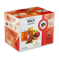 Chá Misto de Maçã com Canela Display 15x1,4g - 156... - Fitoflora Produtos Naturais