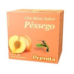 Chá Misto Pêssego 10sachês x 2g - 4659 - Fitoflora Produtos Naturais