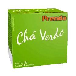 Chá Verde Green Tea 10sachês x 1,8g - 4240 - Fitoflora Produtos Naturais