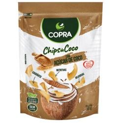 Chips de Coco Orgânico Vegano com Açúcar de Coco 6... - Fitoflora Produtos Naturais