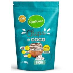 Chips de Coco Skin Veg 40g - 18059 - Fitoflora Produtos Naturais
