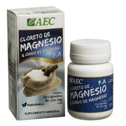 Cloreto de Magnésio PA + Oximag 60 cápsulas - 1737... - Fitoflora Produtos Naturais