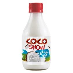 Coco Show Leite de Coco 200ml - 16575 - Fitoflora Produtos Naturais