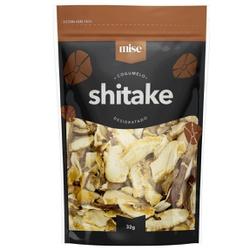 Shitake Desidratado 32g - 17702 - Fitoflora Produtos Naturais