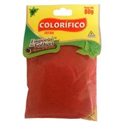 Colorífico Extra 80g - 16172 - Fitoflora Produtos Naturais