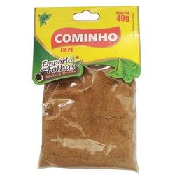Cominho em Pó 40g - 16173 - Fitoflora Produtos Naturais