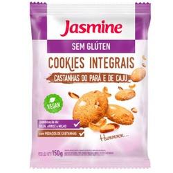 Cookies Castanha do Pará e Caju Integral 150g - 11... - Fitoflora Produtos Naturais