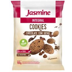 Cookies Integrais Chocolate Com Gotas Vegan 150g -... - Fitoflora Produtos Naturais