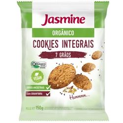 Cookies 7 Grãos Integral Orgânico 150g - 13541 - Fitoflora Produtos Naturais