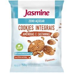 Cookies Amêndoas e Castanhas Zero Açúcar 150g - 10... - Fitoflora Produtos Naturais