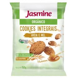 Cookies Aveia e Mel Integral Orgânico 150g - 10083 - Fitoflora Produtos Naturais