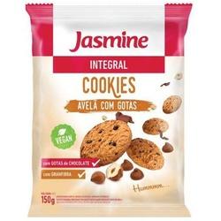 Cookies Avelã com Gotas Integral Vegan 150g - 1281... - Fitoflora Produtos Naturais
