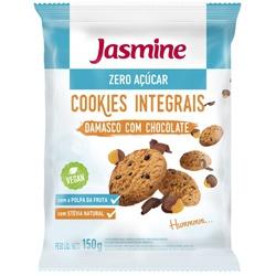 Cookies Damasco Com Chocolate Zero Açúcar Vegan 15... - Fitoflora Produtos Naturais