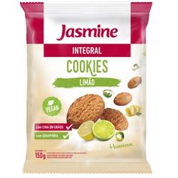 Cookies Integral Limão Vegan 150g - 4027 - Fitoflora Produtos Naturais