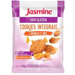 Cookies Integral Laranja com Mel Sem Glúten 150g -... - Fitoflora Produtos Naturais