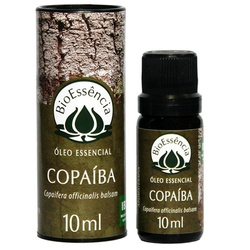 Óleo Essencial de Copaíba 10ml - 17780 - Fitoflora Produtos Naturais