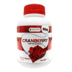 Cranberry 60 cápsulas x 630mg - 14889 - Fitoflora Produtos Naturais