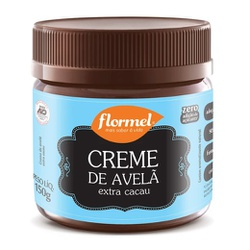 Creme de Avelã Extra Cacau Zero 150g - 13849 - Fitoflora Produtos Naturais