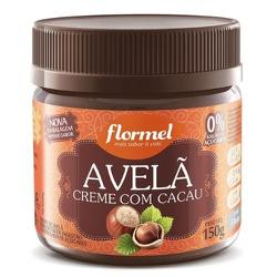 Creme de Avelã com Cacau Zero 150g - 11586 - Fitoflora Produtos Naturais