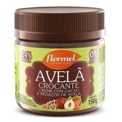 Creme de Avelã Crocante Zero 150g - 13850 - Fitoflora Produtos Naturais