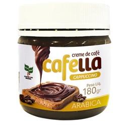 Creme de Café Cafella Arábica Cappuccino 180g - 16... - Fitoflora Produtos Naturais