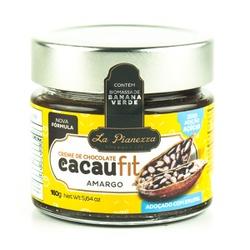 Creme de Chocolate Amargo CacauFit 160g - 14333 - Fitoflora Produtos Naturais