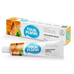 Creme Dental Cúrcuma Veg 90g - 18359 - Fitoflora Produtos Naturais