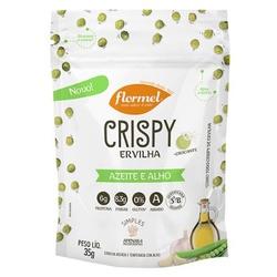 Crispy Ervilha/Azeite/Alho Veg Display 8x35g - 170... - Fitoflora Produtos Naturais