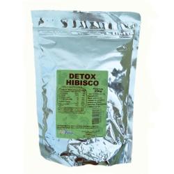 Detox Hibisco Solúvel 250g - 14121 - Fitoflora Produtos Naturais