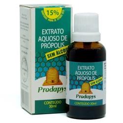 Extrato Aquoso de Própolis Sem Álcool 30ml - 16735... - Fitoflora Produtos Naturais