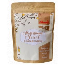 Nutritional Yeast Extrato de Levedura Sabor Queijo... - Fitoflora Produtos Naturais