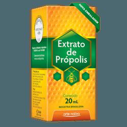 Extrato De Própolis 20ml - 3011 - Fitoflora Produtos Naturais