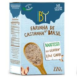 Farinha Castanha Do Brasil 220g - 18020 - Fitoflora Produtos Naturais
