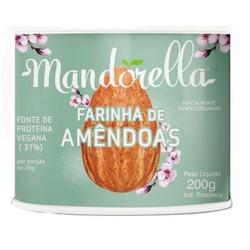 Farinha de Amêndoas Mandorella 200g - 17597 - Fitoflora Produtos Naturais