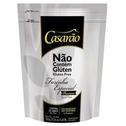 Farinha de Arroz Sem Glúten 500g - 12089 - Fitoflora Produtos Naturais