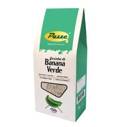 Farinha de Banana Verde 150g - 16942 - Fitoflora Produtos Naturais