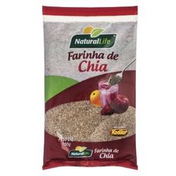 Farinha de Chia 100g - 16032 - Fitoflora Produtos Naturais